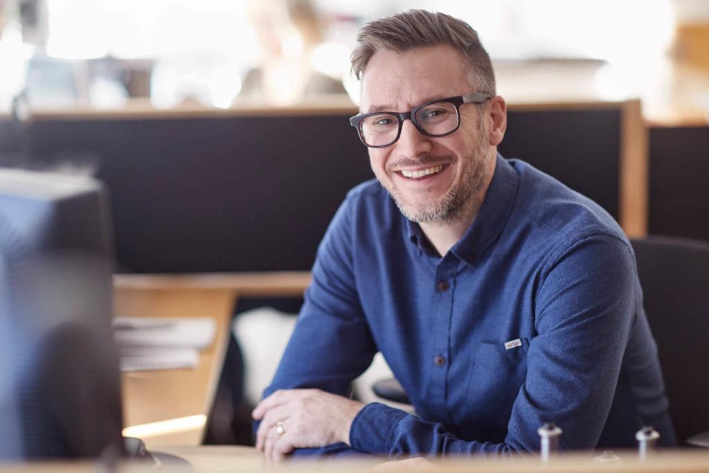 Andreas Ericsson på Delex