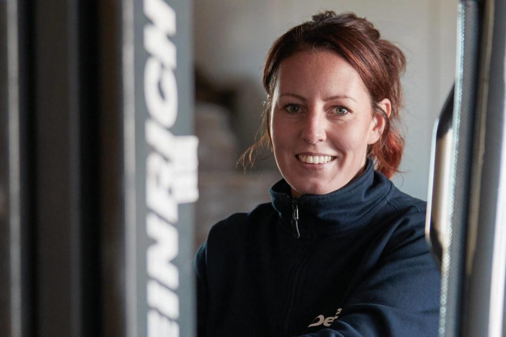Liisa Fransson på Delex