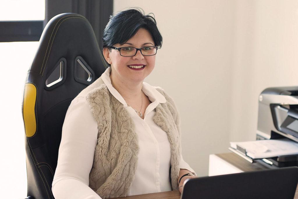 Magdalena Boruta på Delex